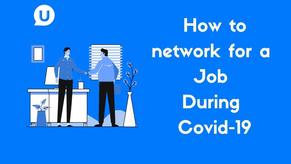 How to network for a job during this pandmic