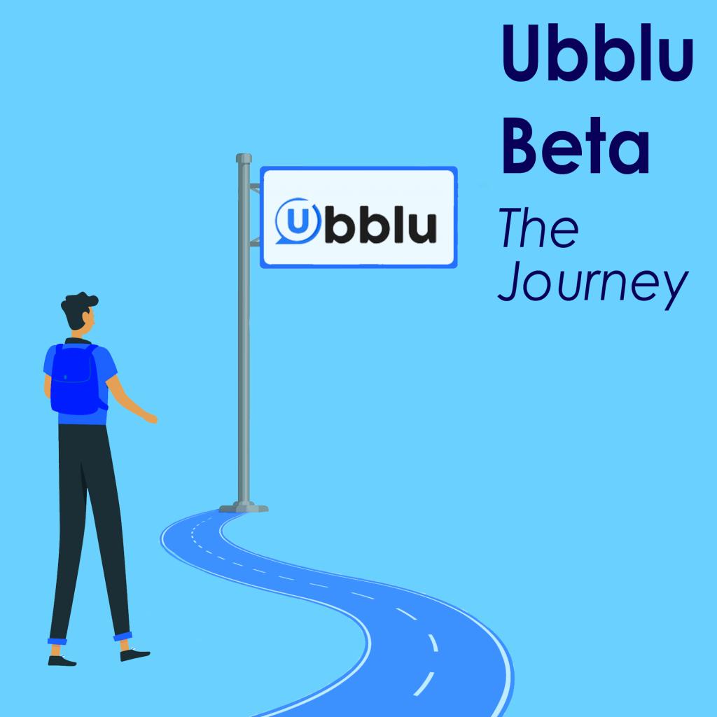 Ubblu Beta Launch